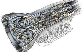 Automatická prevodovka a hydrodynamický menič krútiaceho momentu
