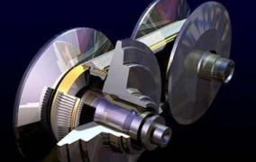 Elektronicky ovládaná a riadená variátorová prevodovka (CVT)