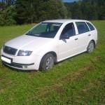 Škoda Fábia Combi