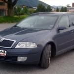 Škoda Octávia II