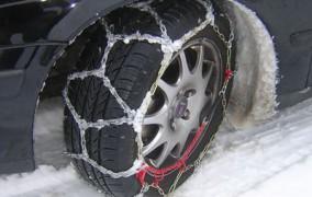 Test snehových reťazí a zopár rád k tomu