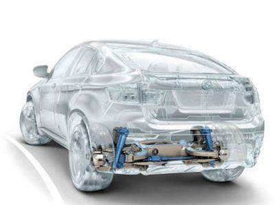 Adaptive Drive, Dynamic Drive a Dynamic Damping Control