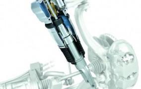 Adaptívne pneumatické pruženie (Adaptive Air Suspension)