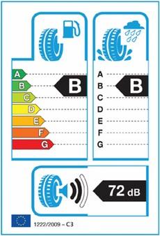 Nové značenie pneumatík platné od 1. 11. 2012