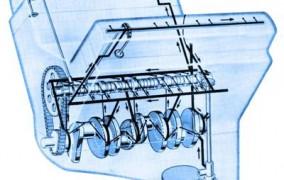 Mazací systém motora, diagnostika a rozdelenie olejov