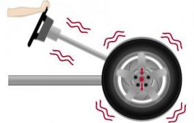 Chvenie bŕzd – brzdového pedálu – trasenie volantu. Aká je príčina?