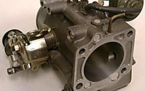 Škrtiaca klapka spaľovacieho motora, poruchy a čistenie