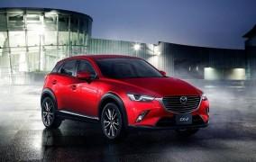 Foto: Mazda CX-3 (2015)