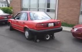 Video: Parkovací asistent najnovšej generácie