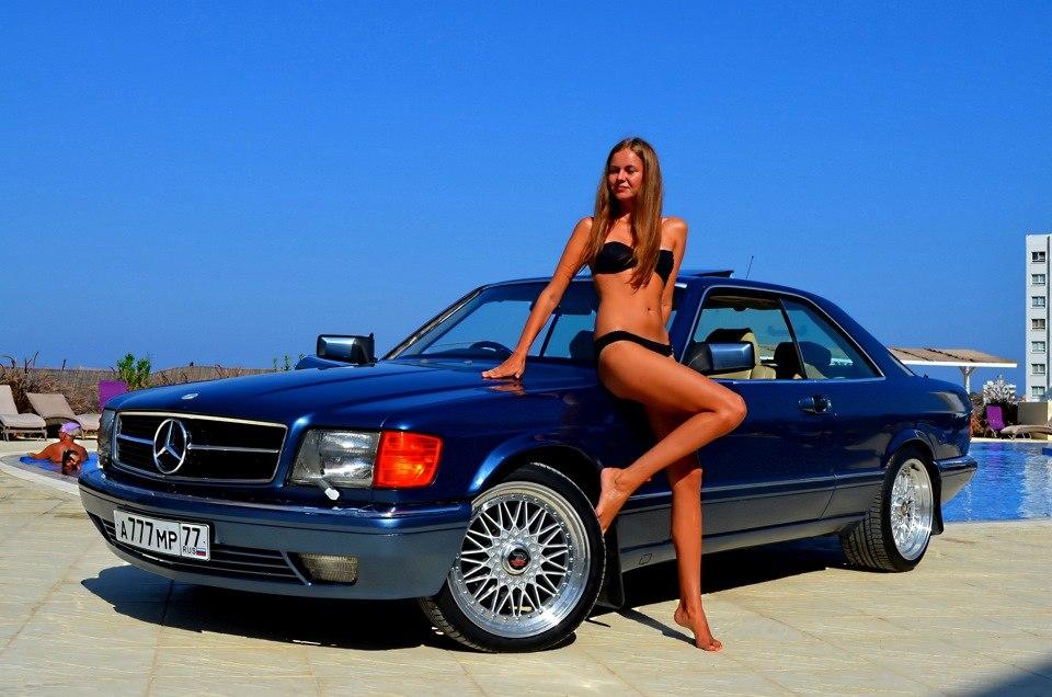 Mercedes-Benz SEC-class