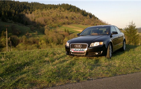 Test Audi A4 2,7 TDi (132 kW) Multitronic