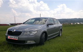 Test Škoda Superb 1,9 TDi (77 kW) Greenline