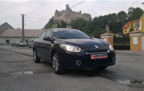 Test Renault Fluence 1,6 16V (81 kW) Exception