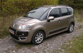 Test Citroën C3 Picasso 1,4 VTi (70 kW)