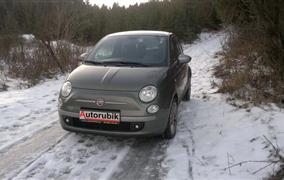 Test Fiat 500 1,2i (51 kW)