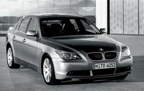BMW 5 (E60-61, 2003-2010) – recenzia a skúsenosti