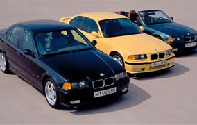 BMW 3 (E36, 1990-2001) – recenzia a skúsenosti
