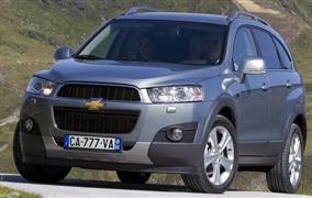 Chevrolet Captiva (od 2006) – recenzia a skúsenosti