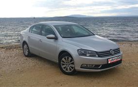 Test Volkswagen Passat 1,6 TDi (77 kW) Bluemotion