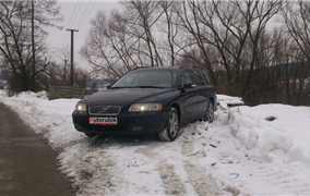 Test Volvo V70 D5 AWD (136 kW) Geartronic