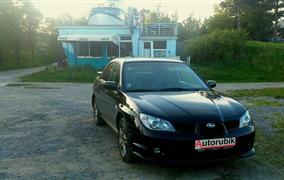 Test Subaru Impreza 2,0 R (118 kW)