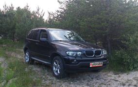 Test BMW X5 3,0 d (160 kW)