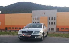 Test Škoda Octavia combi 1,9 TDi (77 kW)