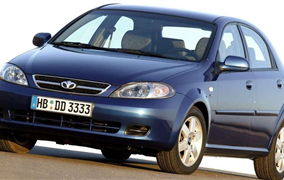 Daewoo/Chevrolet Lacetti (2003-2010) – recenzia a skúsenosti