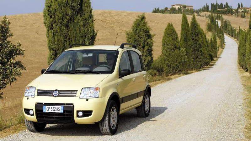 Fiat Panda II (Gingo, Model 169, 2003-2011) – recenzia a skúsenosti