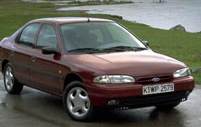 Ford Mondeo I (1993-2000) – recenzia a skúsenosti