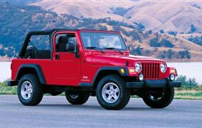 Jeep Wrangler YJ a TJ (1986-2006) – recenzia a skúsenosti