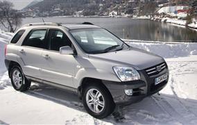 Kia Sportage II (JE, 2004-2010) – recenzia a skúsenosti