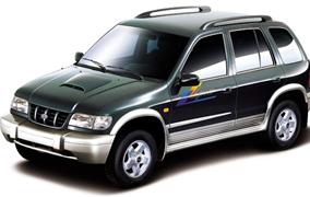 Kia Sportage I (1993–2002) – recenzia a skúsenosti