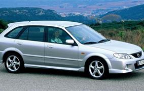 Mazda 323 (BJ, 1998-2003) – recenzia a skúsenosti