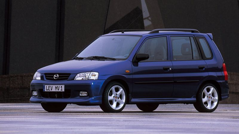 Mazda Demio (DW, 1996-2003) – recenzia a skúsenosti