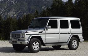 Mercedes G (W460, W461, W463, 1979-) – recenzia a skúsenosti
