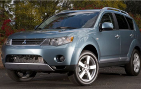 Mitsubishi Outlander II (2006-2012) – recenzia a skúsenosti