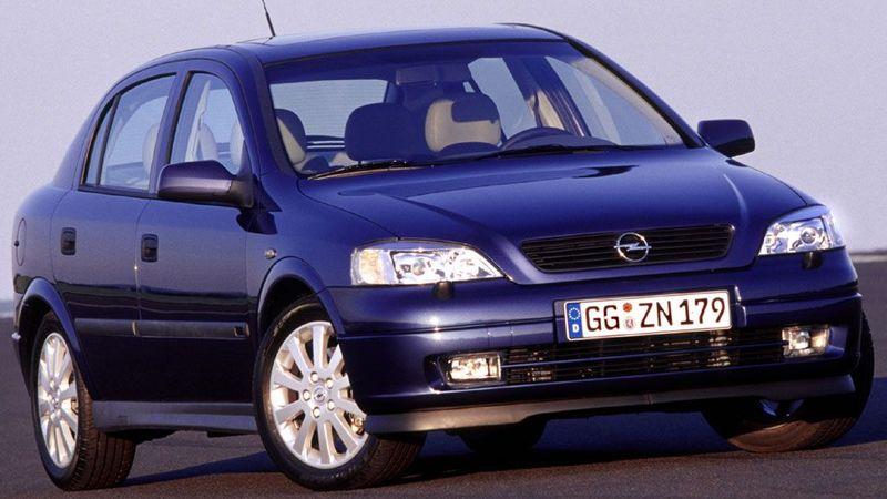 Opel Astra G (1998–2010) - recenzia 944a0bc4c48