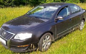 Test Volkswagen Passat 1.9 TDI (77 kW) Blue Motion