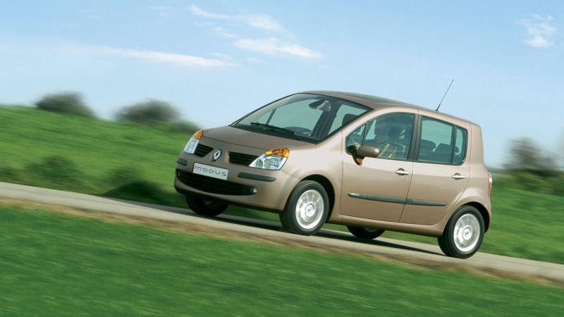 Renault (Grand) Modus (2004-2012) – recenzia, skúsenosti a spoľahlivosť