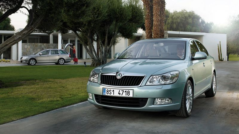 Škoda Octavia II (1Z, od 2004-2013) – recenzia, skúsenosti a spoľahlivosť