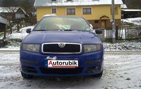 Test Škoda Fabia Combi 1,2 HTP (47kW)