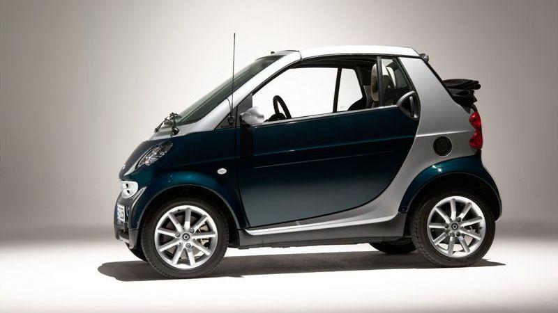 Smart ForTwo/City Coupe (W450, 1998-2007) – recenzia a skúsenosti