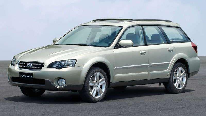 Subaru Legacy IV Outback (BL/BP, 2004-2009) – recenzia a skúsenosti