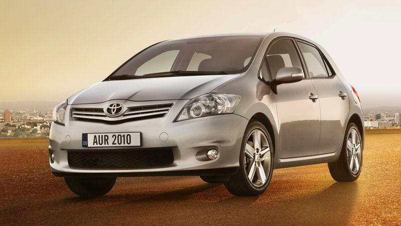 Toyota Auris 2007 2012 Recenzia Skusenosti A Spoľahlivost