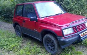 Test Suzuki Vitara 1,6 (59 kW) – recenzia a skúsenosti