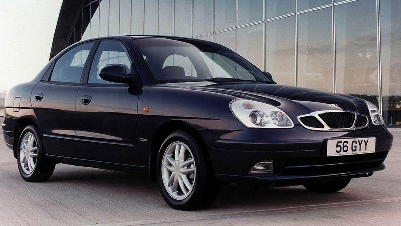 Daewoo Chevrolet Nubira (1997-2004) – recenzia a skúsenosti 1439bc229ba