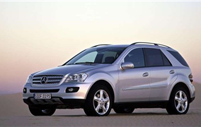 Mercedes ML (W164, 2005-2011) – recenzia a skúsenosti