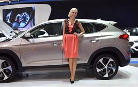 Fotoreportáž: Miss Autosalón Bratislava 2015