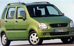 Opel Agila (2000-2007) – recenzia a skúsenosti